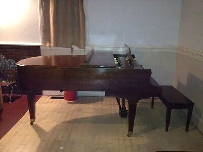 Baldwin Model L  Artist  Grand Piano & Choice Of Steinway  Or Matching  Bench