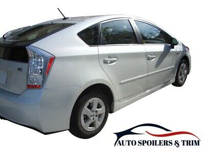 PAINTED BODY SIDE MOLDINGS for the TOYOTA PRIUS  2004 - 2018 Prius Body Side Moldings
