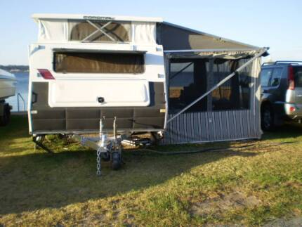 1996 Coromal Seka 475 Pop Top.  Very Good Condition.  Full Annexe Parafield Gardens Salisbury Area Preview
