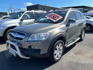 2008 Holden Captiva CG MY08 LX AWD Grey 5 Speed Sports Automatic Wagon Tweed Heads South Tweed Heads Area Preview