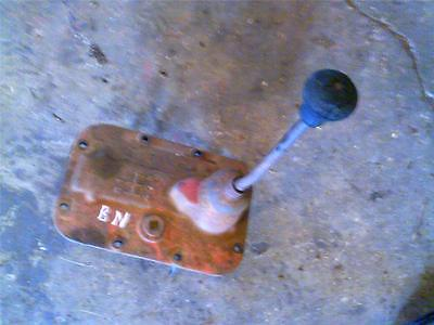 Farmall Ih B Bn Tractor Transmission Cover Gear Shift Forks