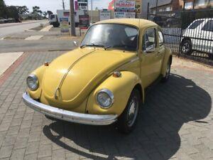 1973 Volkswagen Beetle Manual Hatchback Wangara Wanneroo Area Preview