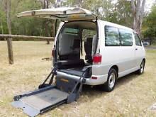1999 Toyota Hiace Regius Welcab Rear Wheelchair Lifter, 2.7petrol Pullenvale Brisbane North West Preview