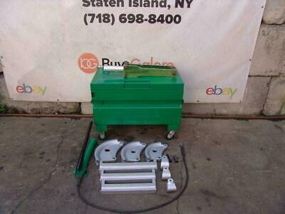 Greenlee 882 Hydraulic Bender 1 14 To 2 Inch Emt Rigid Conduit Pipe Great 3