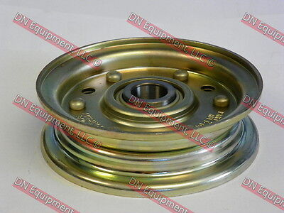 164090 King Kutter Idler Pulley For 4 5 And 6 Rfm Series Finish Mowers