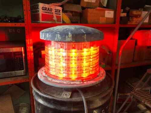 TWR LED BEACON 2RF Type L-864 LED Beacon Tower Light