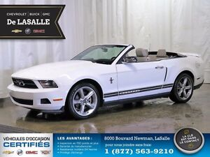 2011 Ford Mustang CONVERTIBLE V6 Lively the Beautiful Season!
