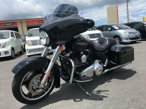 2012 Harley-Davidson FLHX Street Glide Cruiser 1690cc Arundel Gold Coast City Preview
