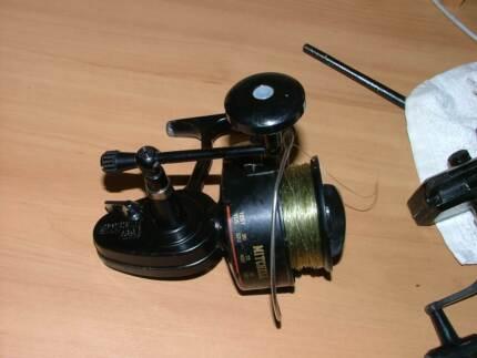 mitchell 489 fishing reel