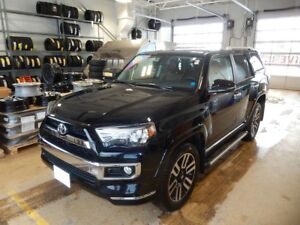 2017 Toyota 4Runner Limited Like new without the price!