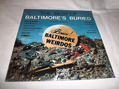 v/a BEST OF BALTIMORE'S BURIED-OHO/OUTRAGEOUS/TESTONES/DARK