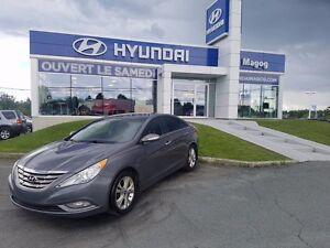 2012 Hyundai Sonata LIMITED*CUIR*AC*CRUISE*TOIT*BLUETOOTH*SIEGE