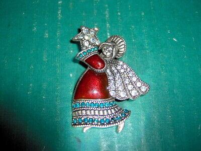 Stone Angel Costume (Vintage Estate Gem Adorned