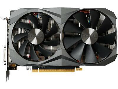 ZOTAC GeForce GTX 1060 DirectX 12 ZT-P10620A-10M 6GB 192-Bit GDDR5X PCI  Express