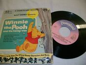 Winnie The Pooh and The Honey Tree Record