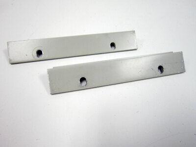 Set Hp 7 4u Rack Mount Shiny Medium Grey Agilent Test Equipment Wear