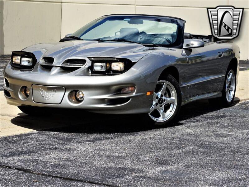 Image 9 Voiture Américaine d'occasion Pontiac Trans Am 1999
