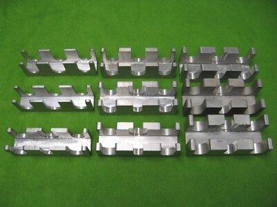 9 Gage Gauge Block Spacer Shim Jig Set .970 - 2