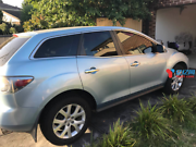 Cheap sale! Mazda CX-7 Deluxe leather seat new tire new patch 109 Essendon Moonee Valley Preview