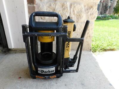 Enerpac Parker Minikrimp Hydraulic Hose Crimper Crimping Tool With Handpump