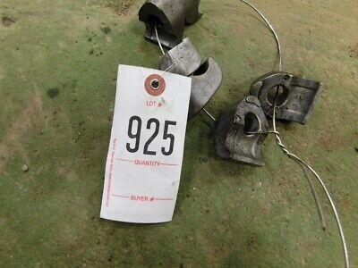 John Deere 4020 Diesel Tractor 6 Engine Rocker Arm Tiedown Part R26748 Tag 925