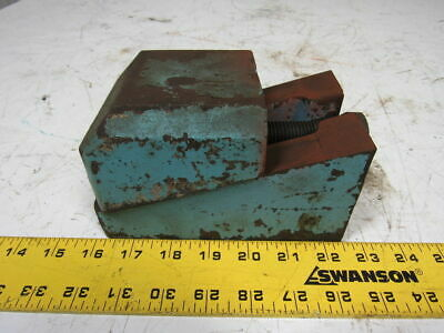 Cast Iron Machine Wedge Leveling Blocks 6-12x4-116x3-18