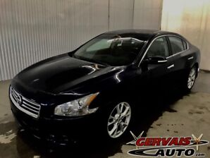 2014 Nissan Maxima 3.5 SV Cuir Toit Ouvrant MAGS Bluetooth