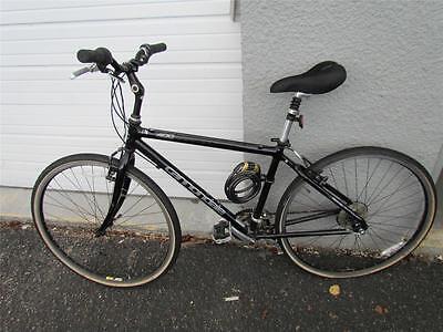 Cannondale 400 Adventure Hybrid Bike Black *LOCAL PICK UP*