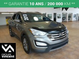 2013 Hyundai Santa Fe SPORT 2.0T**AIR BLUETOOTH**