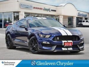 2018 Ford Mustang Shelby GT350 Convenience Package Stripes