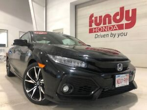 2017 Honda Civic Coupe Si w/LIKE NEW CONDITION ONE OWNER, EXTEND