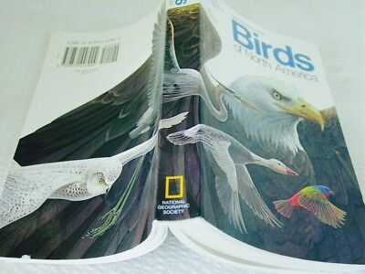 National Geographic Society Field Guide to the Birds of North America-2nd Ed.