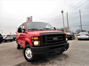 2009 Ford E-250 LOW KM CARGO NO RUST SAFETY 4 NEW TIRES  CLEAN