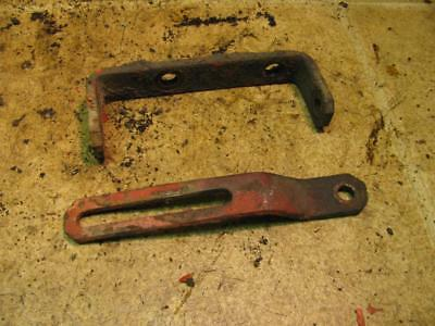 Ford 851 Powermaster Diesel Tractor 800 Generator Bracket And Adjusting Strap