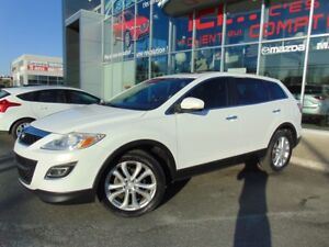 2012 Mazda CX-9 GT 54 000KM AWD CUIR 7PASSAGERS TOIT OUVRANT