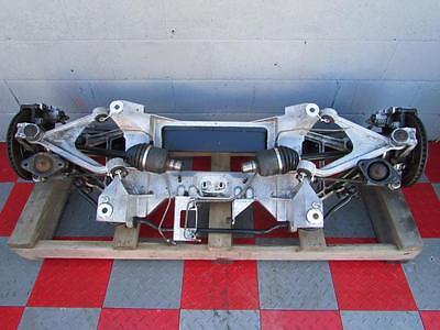 Crossmember Bar Assembly (97-04 C5 Corvette Rear Suspension Crossmember Assembly Arm Axle Spring Bar Brake )