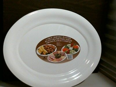 Plastic Serving Platters - Arrow 00176 Serving Platter 20