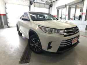 2018 Toyota Highlander LE AWD R-CAM B-Tooth Safety-SEN LOW-KMS L