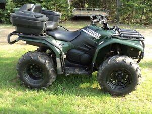 2000 Yamaha Kodiak 400 2x4