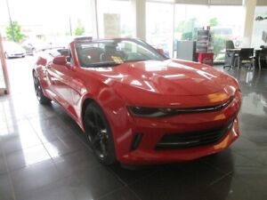 2016 Chevrolet Camaro RS+CONVERTIBLE+CUIR+MAGS+FULL EQUIP RS+CON