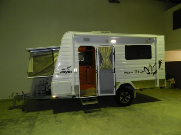 Jayco Work n Play 14.44 Jayco Work n Play Outback