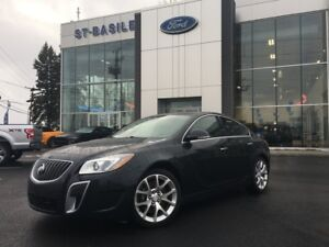 2012 Buick Regal GS w/1SX 68$ weekly for 48 months