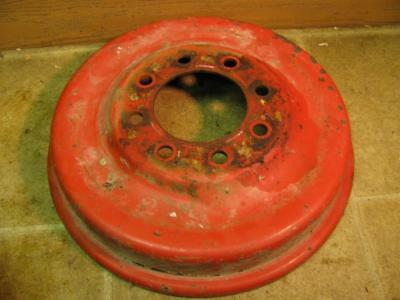 Ford 851 Powermaster Tractor 800 801 Brake Drum