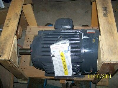 X20e Model (NEW Emerson Electric Motor 20 hp Catalog # X20E1B Model AF95 3 Phase 230/460 )