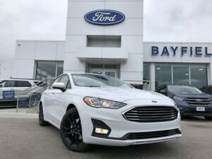 2019 Ford Fusion SE WINTER PERFORMANCE PACKAGE INCLUDED