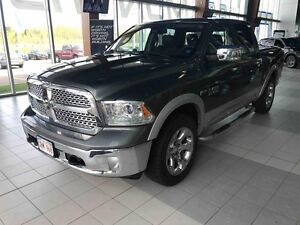 2013 Ram 1500 Laramie 4X4! 6-Speed Automatic! Leather!