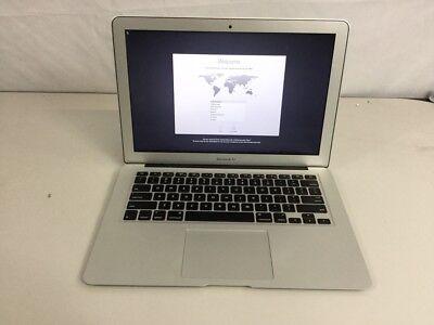 "Apple MacBook Air 13.3"" Laptop MJVE2LL/A (2015)1.6GHz Core i5 8GB RAM 128GB SSD"