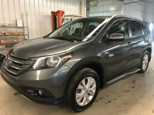2014 Honda CR-V EX 4WD BEAUCOUP D'OPTIONS