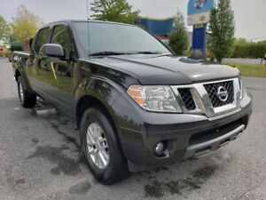 2016 Nissan Frontier SV CREW CAB -4X4- MAGS- HITCH- CAMÉRA - CER