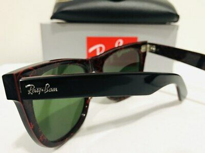 Ray-Ban RB2140 54/18 3N  Black SPECIAL SERIES #2  Wayfarer Polarized (Ray Ban Sunglasses Specials)